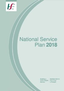 thumbnail of National Service Plan 2018 HSE