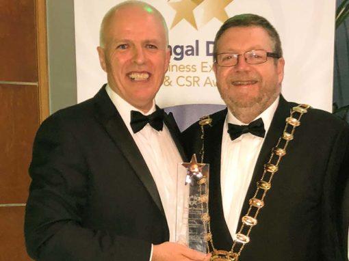 'Fingal Dublin Business Excellence & CSR Awards 2018'