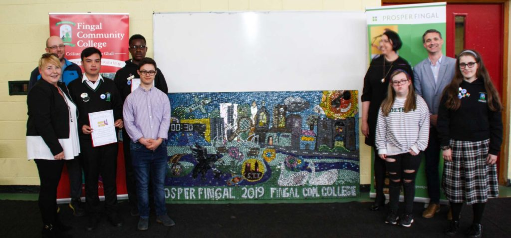 Creative Engagements Project Prosper Fingal and Fingal Community College