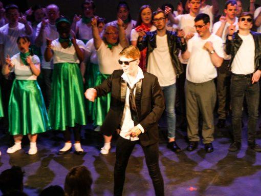 Magical night at Rush Show