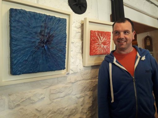 Diarmuid's Art Exhibition