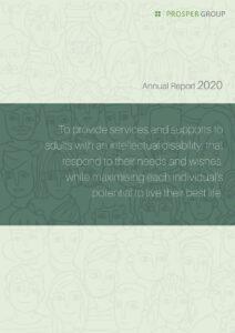 Prosper Group Annual Report 2020